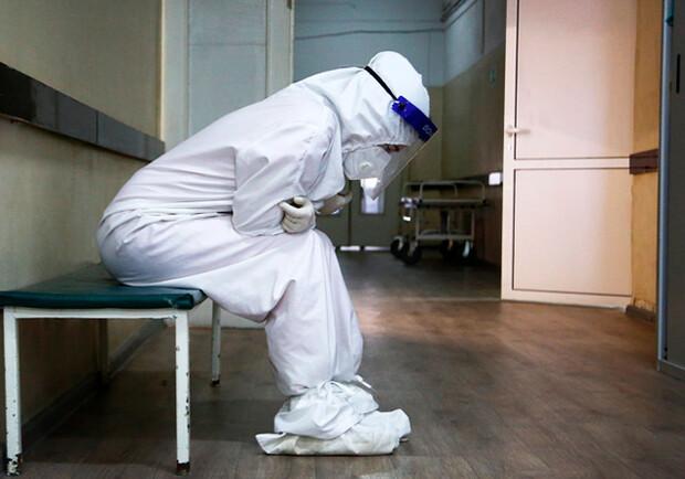 В Одессе не хватает мест для больных коронавирусом