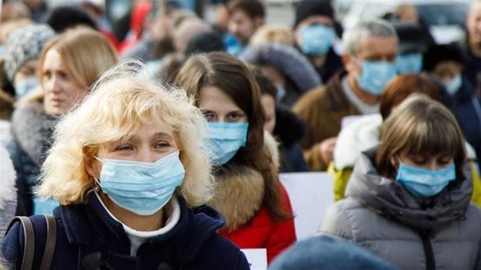 Когда в Украине наступит пик заболеваемости коронавирусом, спрогнозировали в Минздраве