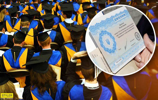 Украинские студенты могут остаться без дипломов