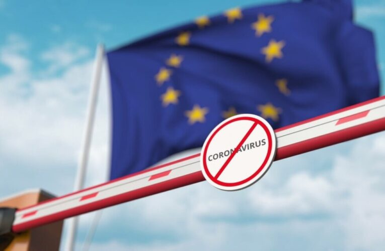 Украинцам запретят въезд в ЕС