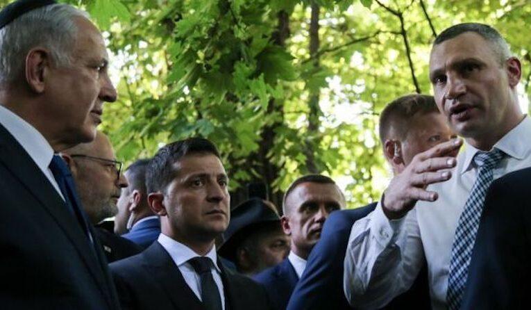 Появились подробности тайной встречи Кличко и Зеленского