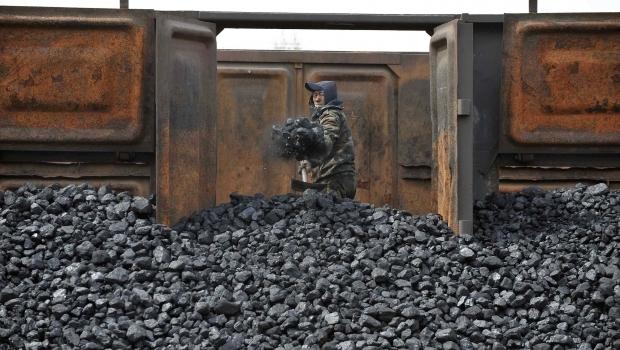 На украинских ТЭС и ТЭЦ – недостаточно угля