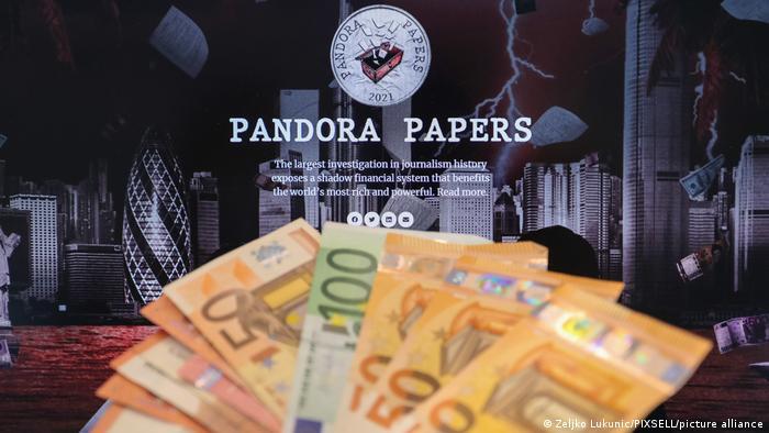В НАПК пообещали учесть данные Pandora Papers при проверке деклараций Зеленского и Баканова