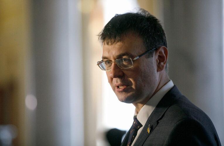 Депутаты решили, кто будет вести заседание по снятию Разумкова с должности