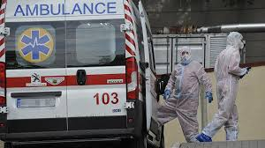 В Украине продолжает стремительно расти уровень заражения и смертность от коронавируса