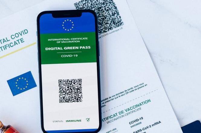 Украинцы могут сами генерировать COVID-сертификаты